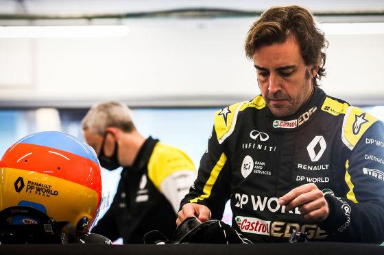 Alonso zurück im Renault