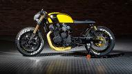 Honda CB750 RC42 The Spider: Cafe Racer