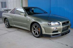 Nissan Skyline R34 GT-R V-Spec II Nür (2002): Preis