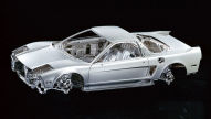 Honda NSX: Restaurierung