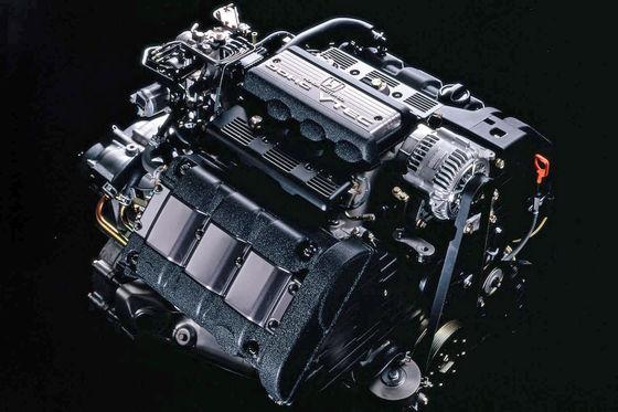 Was Ferrari kann, kann Honda schon lange!