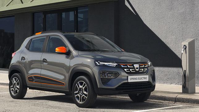 """Erster rein elektrische Dacia """"Spring Electric"""" ist ein SUV"""