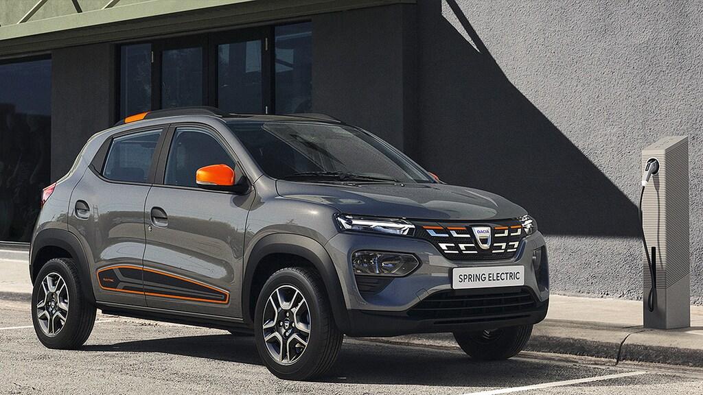 Das Kleinwagen-SUV Dacia Spring wird erstmals elektrisch