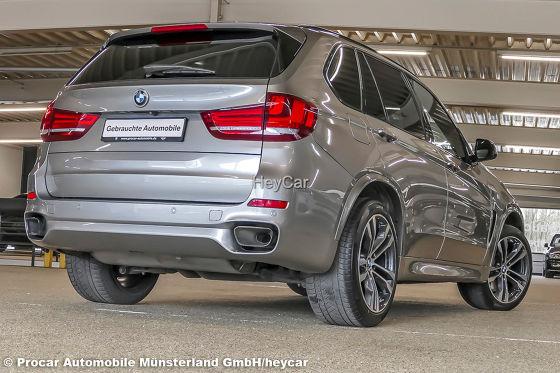 BMW X5 M50d mit viel Ausstattung zum absoluten Schnäppchenpreis!
