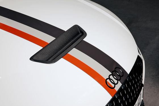 Audi feiert 40 Jahre Quattro mit einem limitierten Audi TT RS-Sondermodell