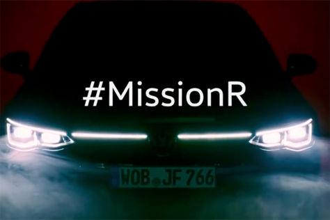 VW Golf 8 R (2020): Teaser, erste Infos, PS, Motor, Premiere
