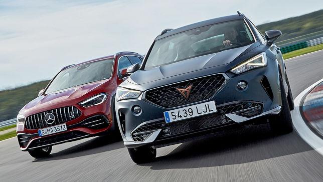 Diese SUV können auch schnell - das Duell zwischen AMG und Cupra