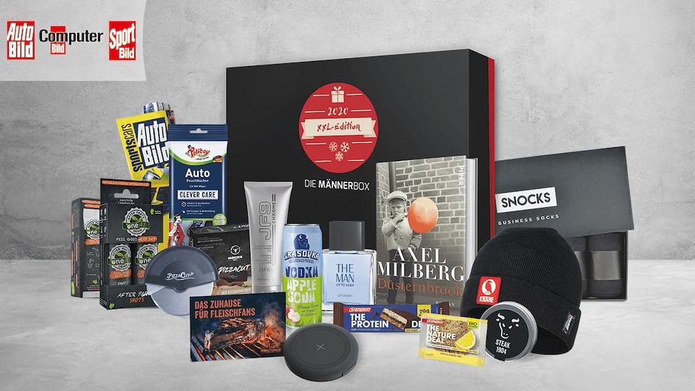 Die MÄNNERBOX in der XXL-Edition 2020