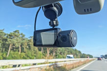 Vantrue N4: Dashcam-Test