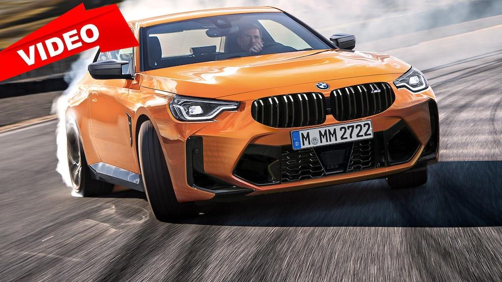 Bis zu 490 PS im neuen BMW M2