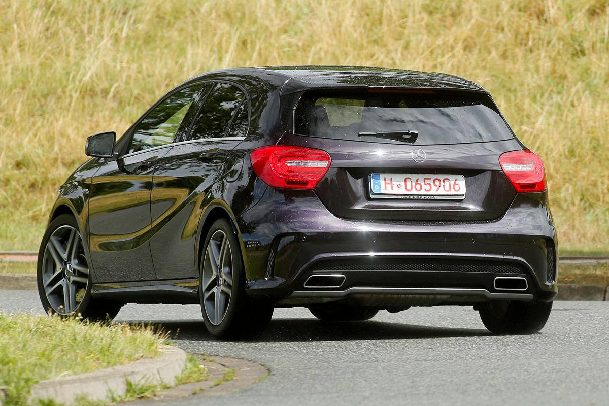 Gebrauchtwagen-Test: Mercedes-AMG A 45