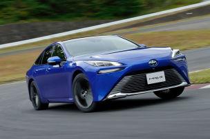 So f�hrt der neue Toyota Mirai