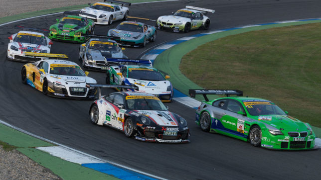 GT Masters/TCR: Schlussphase