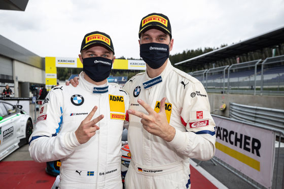 BMW-Duo gewinnt Jubiläumsrennen
