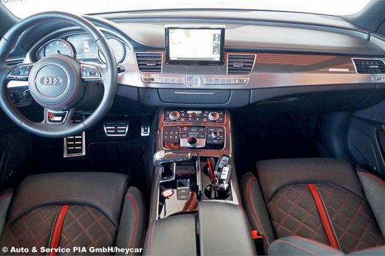 Audi S8 Exclusive mit 100.000 Euro Wertverlust in drei Jahren