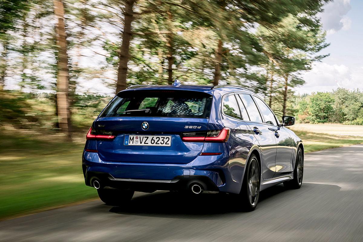 BMW 3er Touring