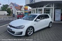 VW Golf 7 GTI: gebraucht, Preis, kaufen