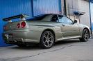 Nissan Skyline GT-R V