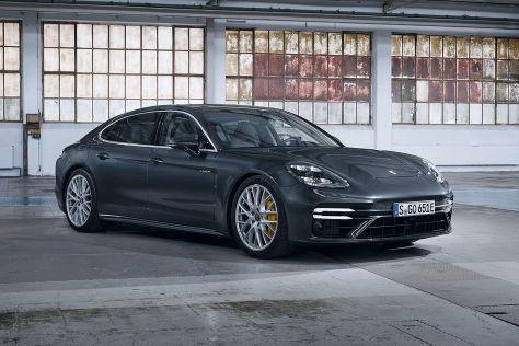Porsche Panamera Turbo S E-Hybrid Executive