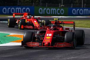 Formel 1: Weg aus Ferrari-Misere