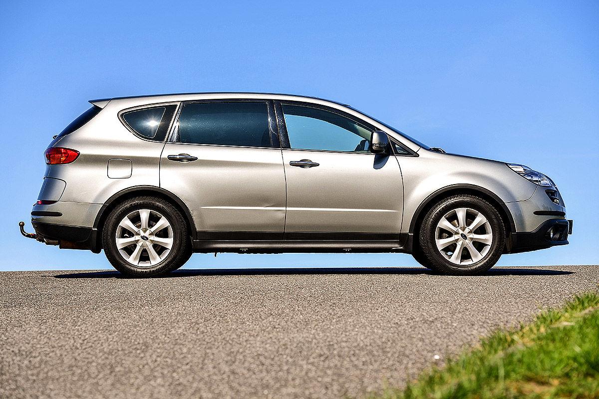 Gebrauchtwagen-Test Subaru Tribeca