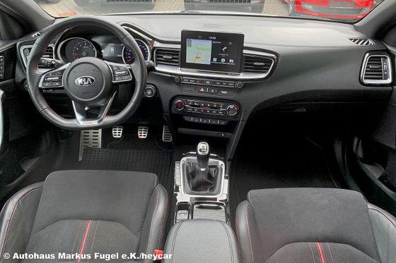 Kia ProCeed 1.6T GT