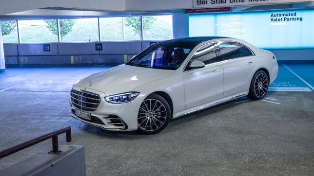 Mercedes S-Klasse: Level 4