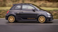 Abarth 595 Scorpioneoro: Test
