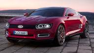 So könnte ein neuer Ford Capri aussehen