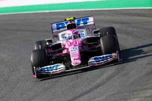 Vettel bekommt 2020er Mercedes-Heck