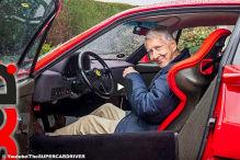 Ferrari F40: Faszination, Preis