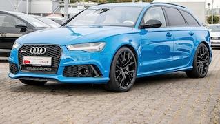 Audi RS 6 Performance mit einmaligem Exclusive-Innenraum zu verkaufen