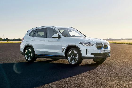 BMW iX3        !! Sperrfrist 14. Juli 2020  10:15 Uhr !!