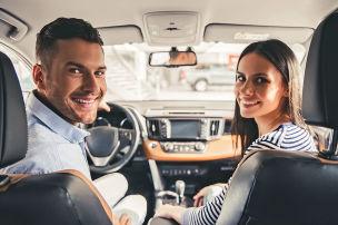 Haftung im Schadensfall: Es ist entscheidend, wer das Auto fährt