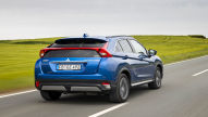 Mitsubishi Eclipse Cross: Dauertest