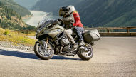 BMW R 1250 RT: Tourer-Updates