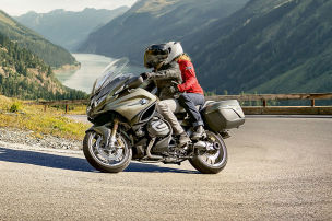 BMW R 1250 RT: Tourer-Updates