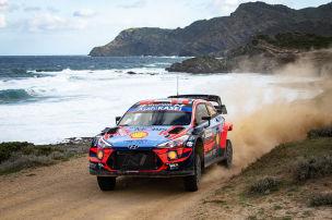 Rallye-WM: Corona bei Hyundai