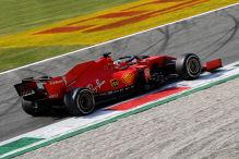 Formel 1: Neuer Diffusor am Ferrari
