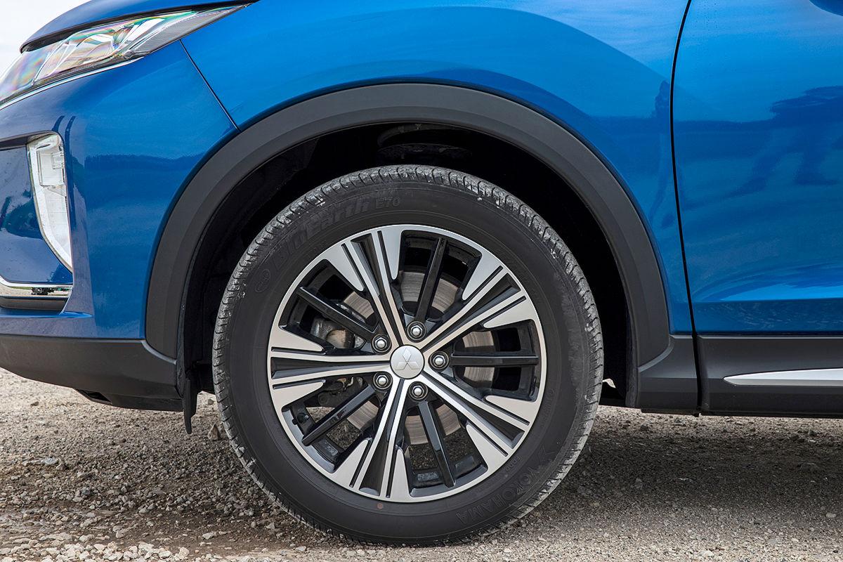 Dauertest Mitsubishi Eclipse Cross 2.2 DI-D 4WD