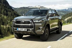 Toyota Hilux (2020): Fahrbericht