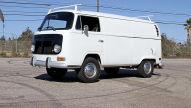 VW T2 (1971) mit unter 100.000 Kilometern