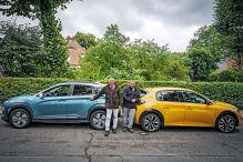 Hyundai Kona  Peugeot e-208 - E-Auto-Erfahrung E-Auto-Erfahrung
