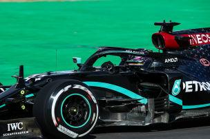 """Weltmeister: """"Mercedes auf Weg nach oben"""""""