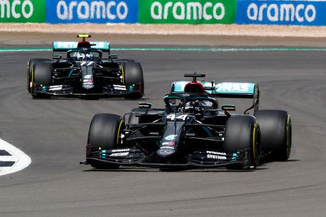 Formel 1: AMG statt Mercedes