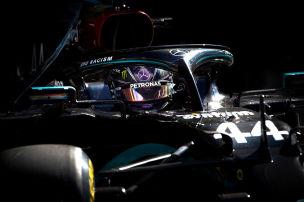 Formel 1: Hamilton auf Pole