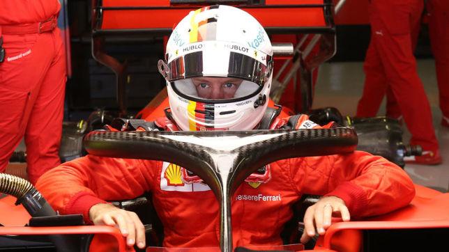 Formel 1: Vettel in den Punkten