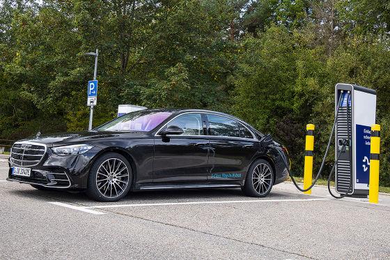 Mercedes S-Klasse Plug-in-Hybrid !! SPERRFRISTEN 28. Oktober 202000:01 Uhr !!