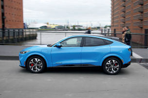 Ford Mustang wird zum Elektro-SUV