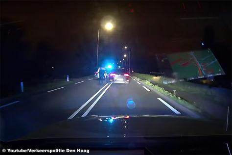 VW Golf 7 GTI: Video, Verfolgungsjagd, Polizei, Flucht